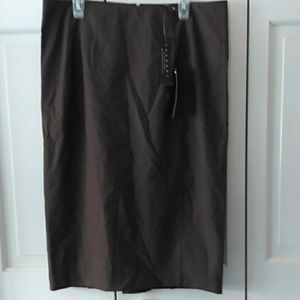 Ladies lined skirt